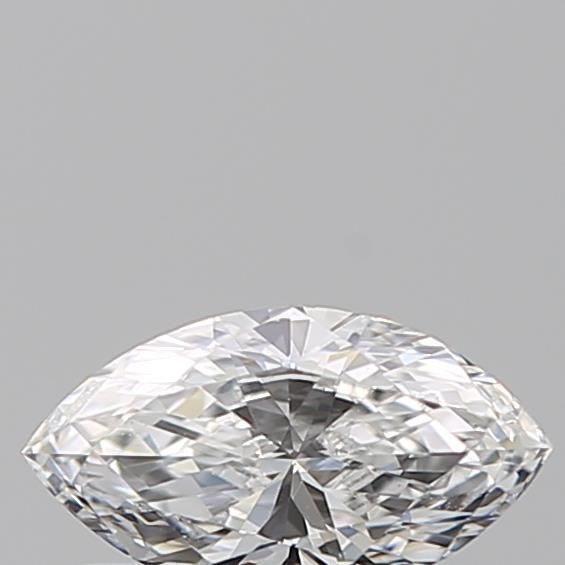0.34 Carat Marquise Loose Diamond, D, VS1, Ideal, GIA Certified