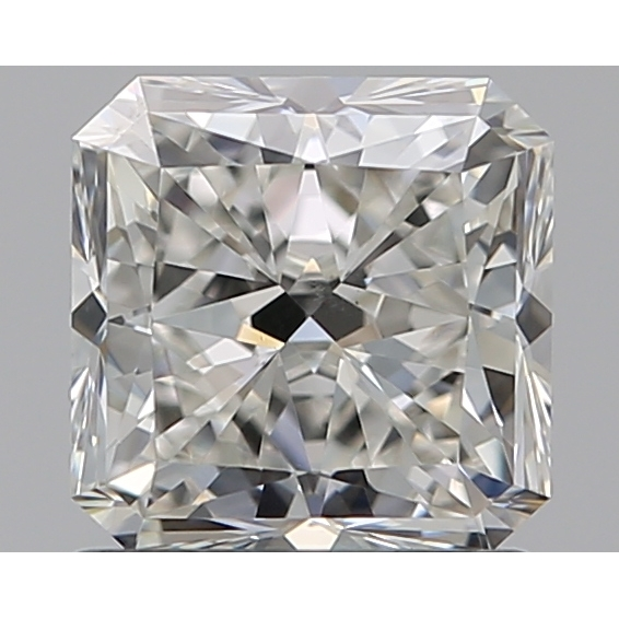 1.11 Carat Radiant Loose Diamond, G, VS2, Ideal, GIA Certified