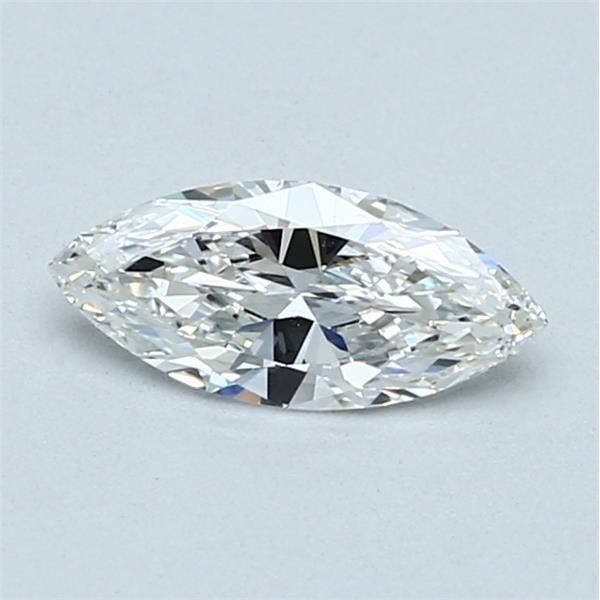 0.51 Carat Marquise Loose Diamond, F, VS2, Super Ideal, GIA Certified