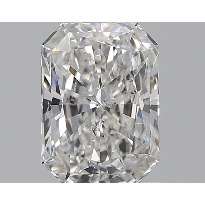 1.03 Carat Radiant Loose Diamond, F, SI2, Ideal, GIA Certified