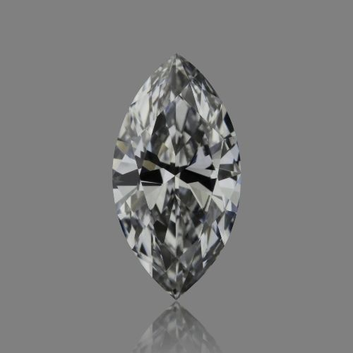 0.51 Carat Marquise Loose Diamond, D, VS1, Super Ideal, GIA Certified
