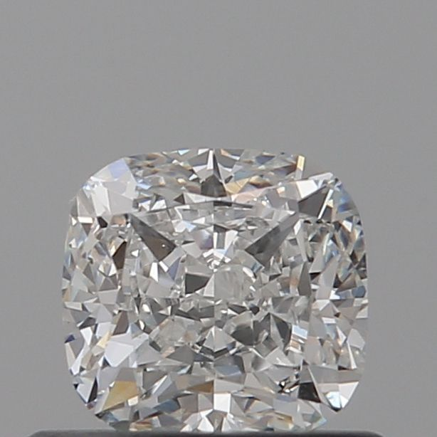 0.60 Carat Cushion Loose Diamond, G, VS2, Excellent, GIA Certified