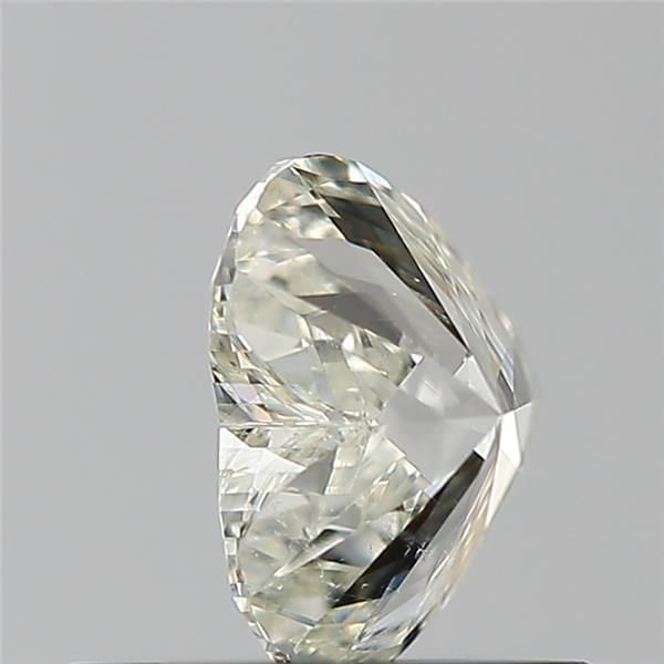 0.50 Carat Heart Loose Diamond, L, SI2, Super Ideal, GIA Certified