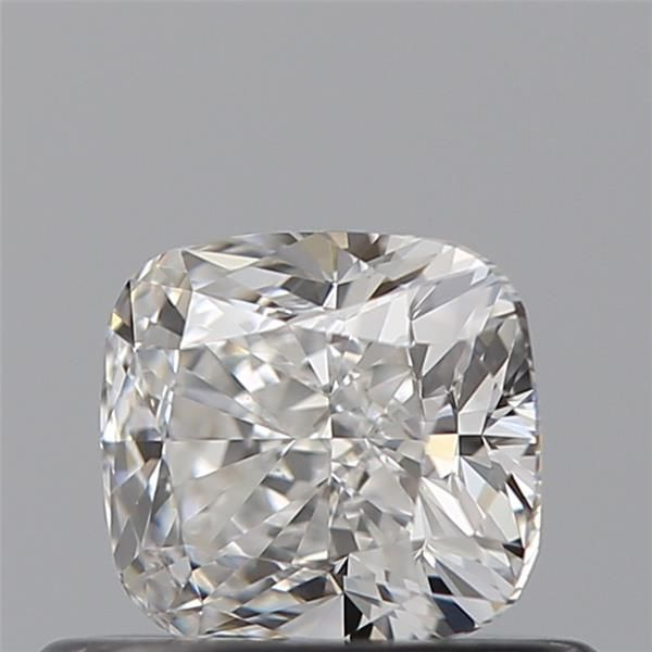 0.51 Carat Cushion Loose Diamond, F, VS1, Excellent, GIA Certified