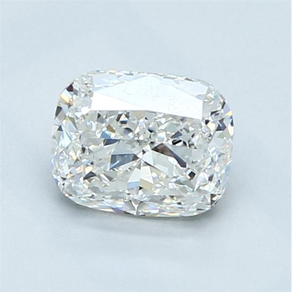 1.03 Carat Cushion Loose Diamond, D, IF, Excellent, GIA Certified