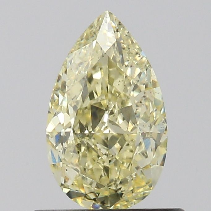 0.82 Carat Pear Loose Diamond, , SI1, Excellent, GIA Certified