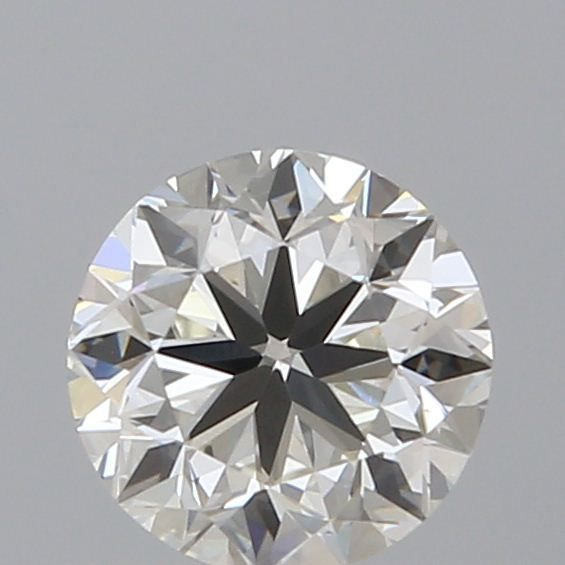 0.50 Carat Round Loose Diamond, G, VS1, Excellent, GIA Certified