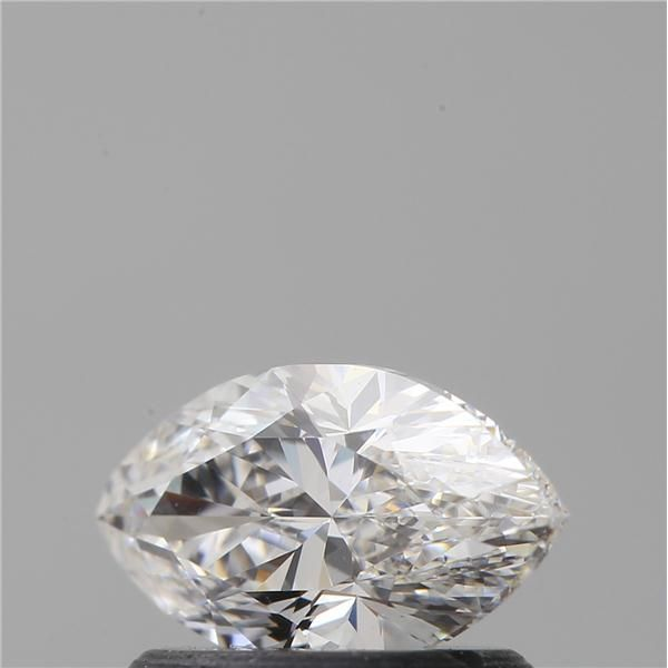 0.70 Carat Marquise Loose Diamond, F, VVS1, Excellent, GIA Certified