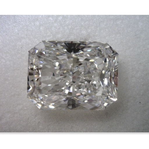 2.04 Carat Radiant Loose Diamond, F, VVS2, Excellent, GIA Certified
