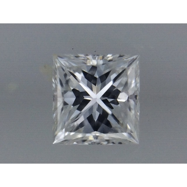 0.30 Carat Princess Loose Diamond, D, VVS1, Excellent, GIA Certified