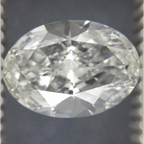2.01 Carat Oval Loose Diamond, G, IF, Excellent, GIA Certified