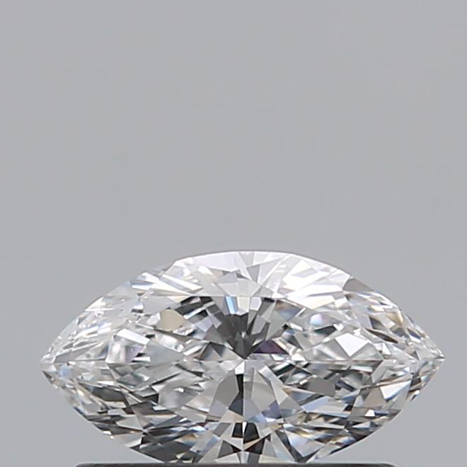 0.30 Carat Marquise Loose Diamond, D, VS2, Ideal, HRD Certified | Thumbnail