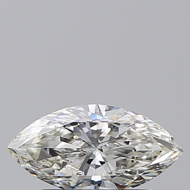 0.51 Carat Marquise Loose Diamond, G, VS2, Super Ideal, HRD Certified