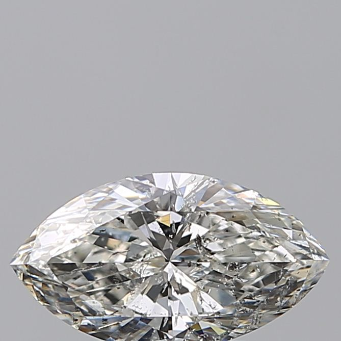 1.13 Carat Marquise Loose Diamond, H, SI2, Super Ideal, HRD Certified