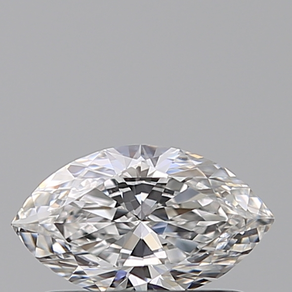 0.41 Carat Marquise Loose Diamond, E, VVS2, Super Ideal, HRD Certified