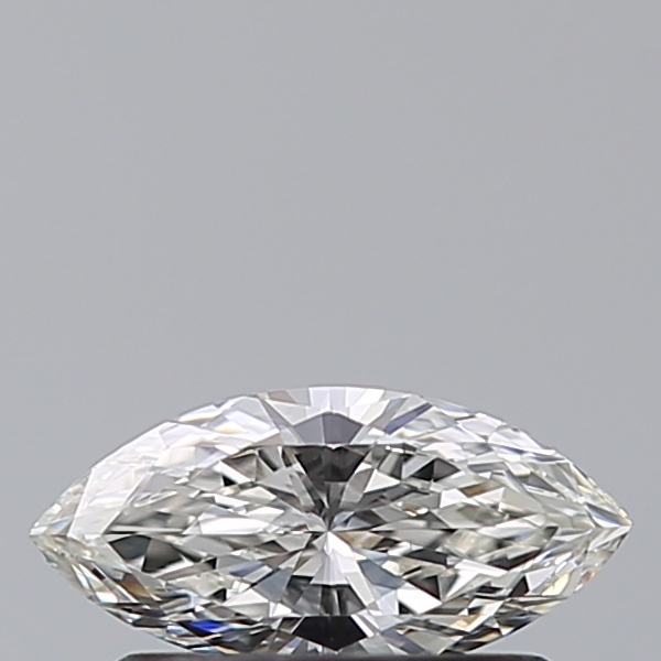 0.38 Carat Marquise Loose Diamond, H, VS2, Super Ideal, HRD Certified