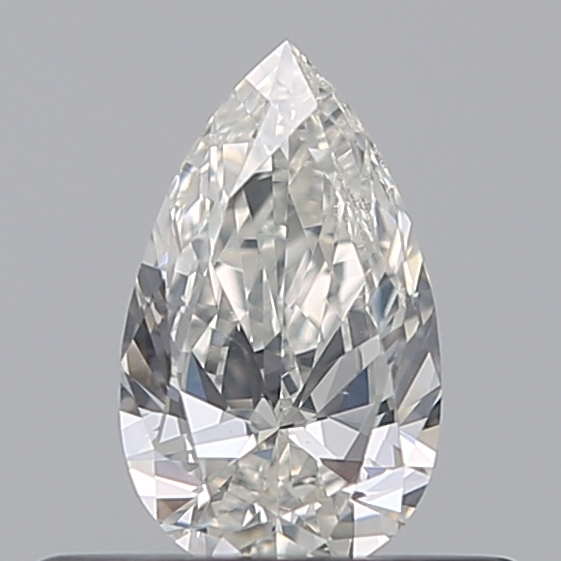 0.30 Carat Pear Loose Diamond, G, VS2, Excellent, HRD Certified
