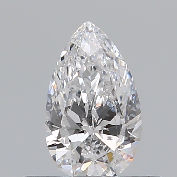 0.30 Carat Pear Loose Diamond, D, SI1, Excellent, HRD Certified