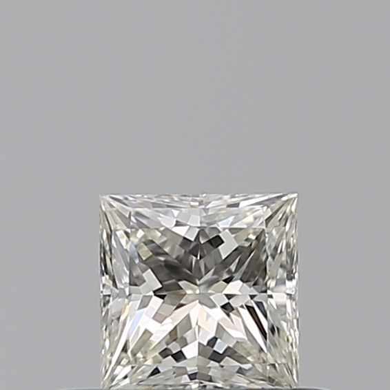 0.30 Carat Princess Loose Diamond, I, VS2, Super Ideal, HRD Certified