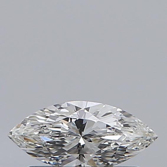 0.31 Carat Marquise Loose Diamond, G, VS1, Ideal, HRD Certified