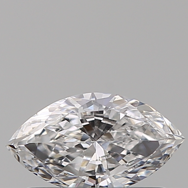 0.31 Carat Marquise Loose Diamond, D, VS1, Excellent, HRD Certified