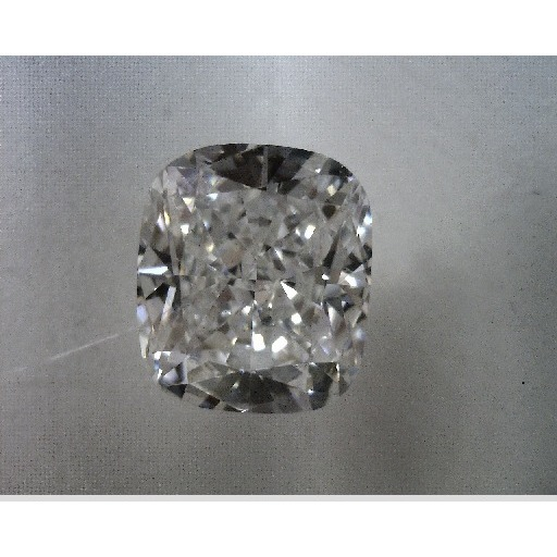 1.02 Carat Cushion Loose Diamond, F, VVS2, Excellent, GIA Certified