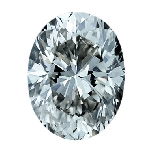 0.94 Carat Oval Loose Diamond, J, VVS2, Very Good, GIA Certified