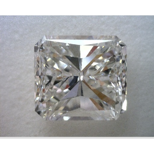 2.00 Carat Radiant Loose Diamond, G, VS2, Excellent, GIA Certified