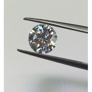 2.29 Carat Round Loose Diamond, G, SI2, Super Ideal, GIA Certified