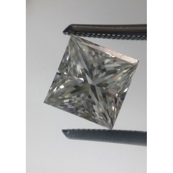 2.23 Carat Princess Loose Diamond, G, SI1, Excellent, GIA Certified