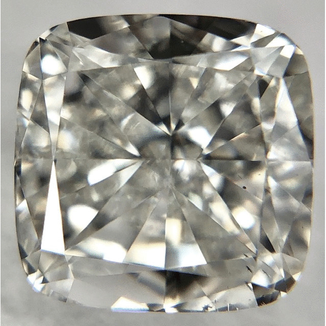 1.41 Carat Cushion Loose Diamond, H, VS2, Excellent, GIA Certified