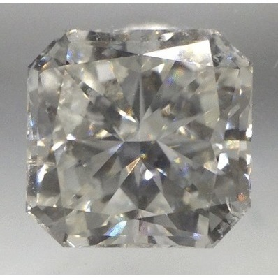 1.12 Carat Radiant Loose Diamond, H, SI1, Ideal, GIA Certified