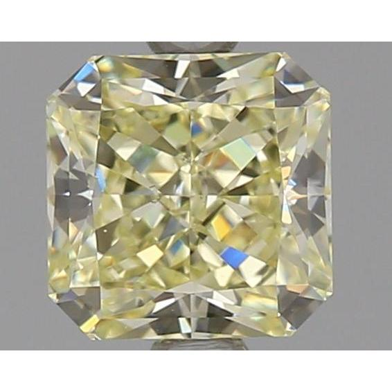 1.08 Carat Radiant Loose Diamond, W-X, VS2, Super Ideal, GIA Certified