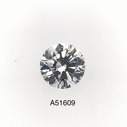 1.01 Carat Round Loose Diamond, E, SI1, Ideal, GIA Certified