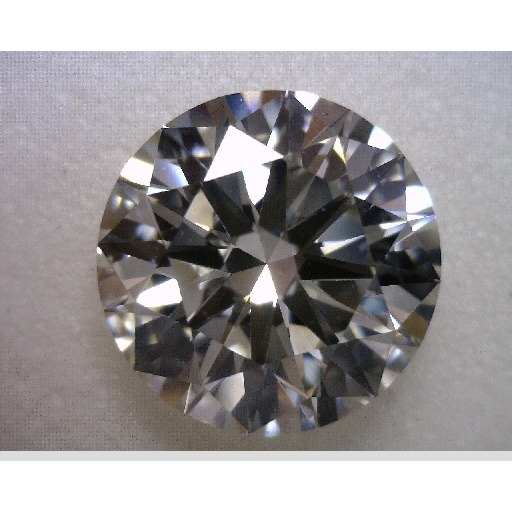 3.19 Carat Round Loose Diamond, J, VS1, Super Ideal, GIA Certified