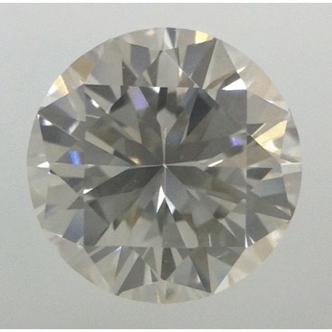 0.71 Carat Round Loose Diamond, G, SI1, Good, GIA Certified
