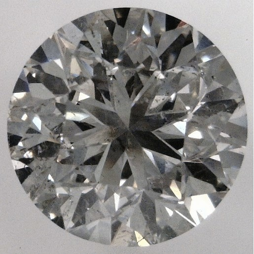 1.00 Carat Round Loose Diamond, J, SI2, Excellent, GIA Certified