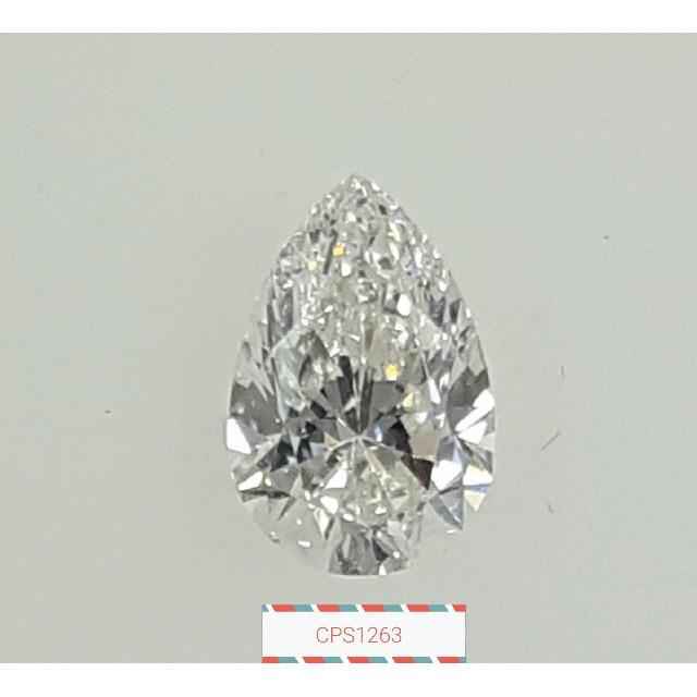 1.02 Carat Pear Loose Diamond, G, SI1, Super Ideal, GIA Certified
