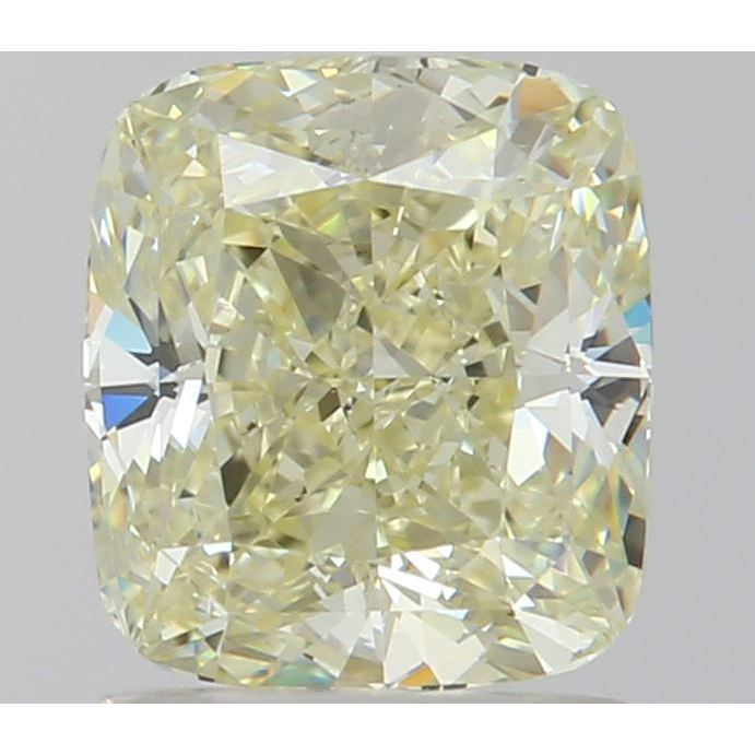 1.34 Carat Cushion Loose Diamond, , VVS1, Ideal, GIA Certified