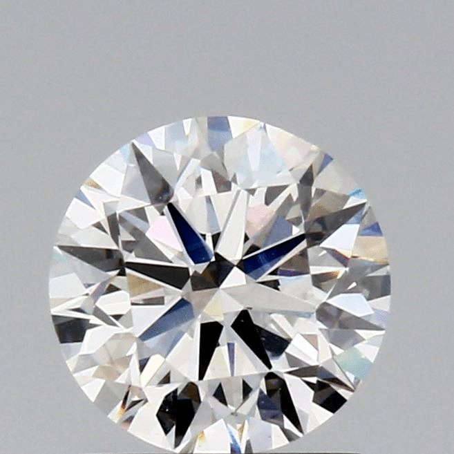 1.01 Carat Round Loose Diamond, G, VS1, Ideal, GIA Certified