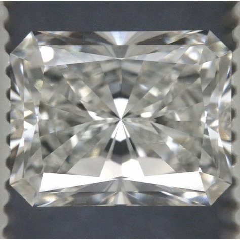 3.01 Carat Radiant Loose Diamond, H, VS1, Super Ideal, GIA Certified