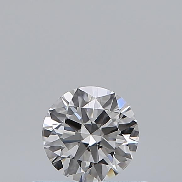 0.30 Carat Round Loose Diamond, D, SI1, Ideal, GIA Certified