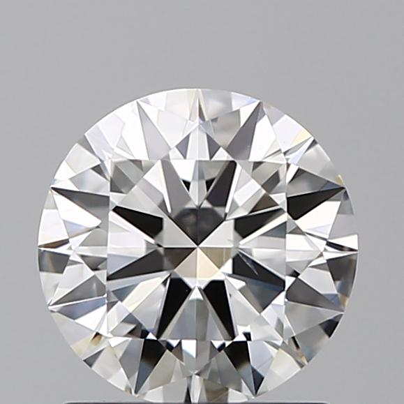 1.00 Carat Round Loose Diamond, G, SI1, Excellent, GIA Certified