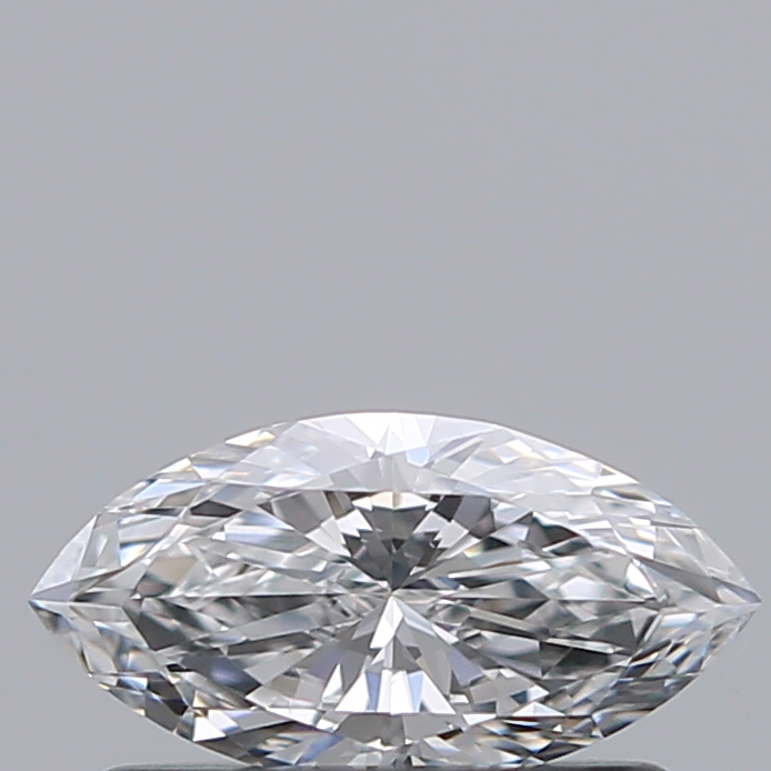 0.32 Carat Marquise Loose Diamond, D, VS1, Ideal, GIA Certified