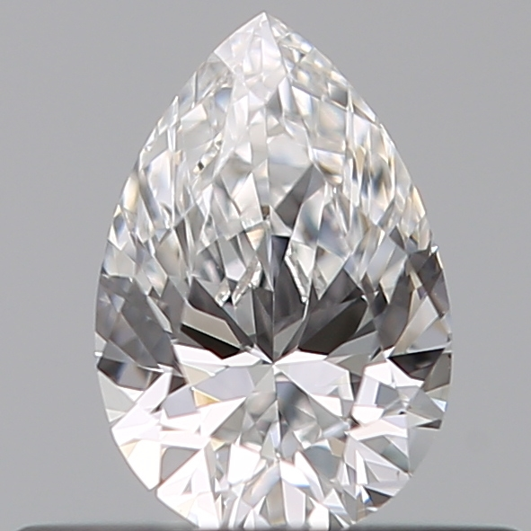 0.30 Carat Pear Loose Diamond, D, SI1, Ideal, GIA Certified