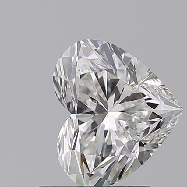1.01 Carat Heart Loose Diamond, G, SI1, Super Ideal, GIA Certified