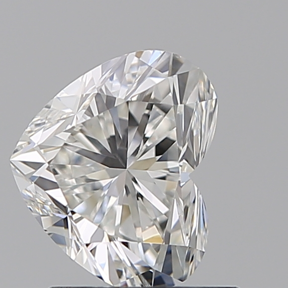 1.02 Carat Heart Loose Diamond, G, SI1, Super Ideal, GIA Certified
