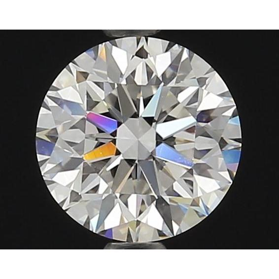 1.23 Carat Round Loose Diamond, G, IF, Super Ideal, GIA Certified