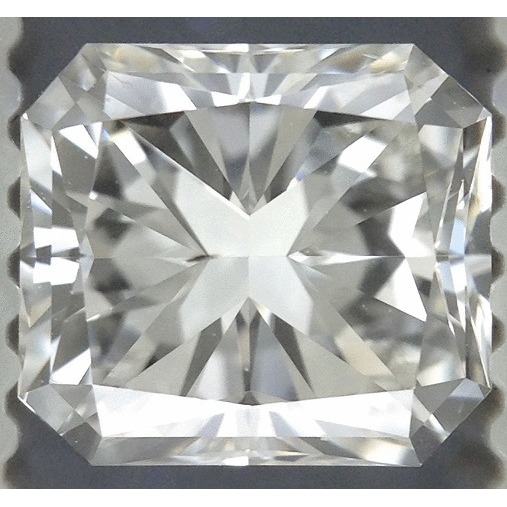 1.21 Carat Radiant Loose Diamond, H, VS2, Ideal, GIA Certified