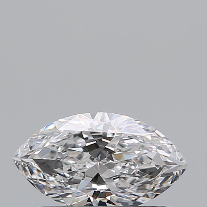 0.36 Carat Marquise Loose Diamond, D, SI1, Super Ideal, GIA Certified